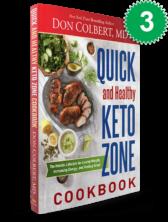 3 Quick & Healthy Keto Cookbooks