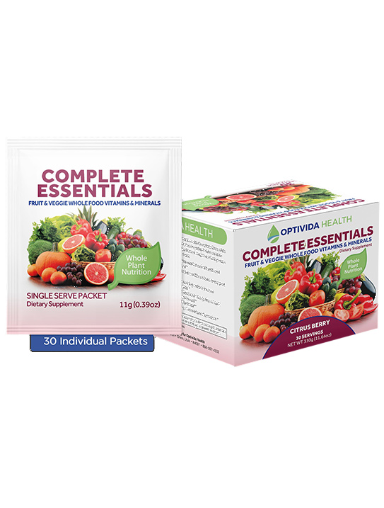 Complete On the Go Essential Shake