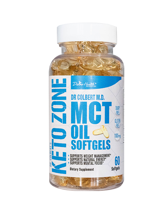 MCT Oil Softgels MONTHLY Offer