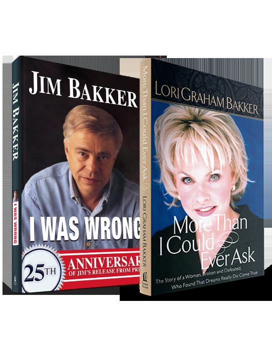 Pastor Jim & Lori Book Bundle