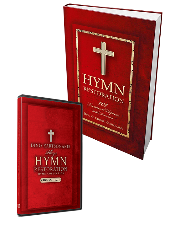 Hymnal Restoration Songbook and 4 CD Set