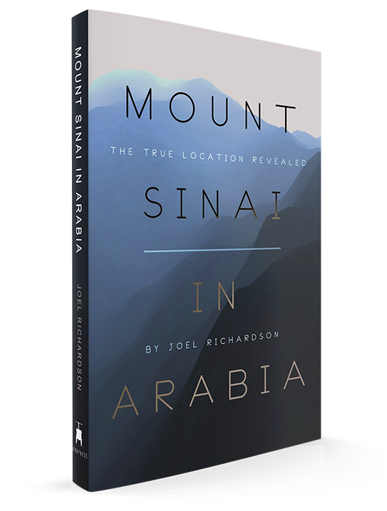 Mount Sinai in Arabia - Joel Richardson | The Jim Bakker Show Store