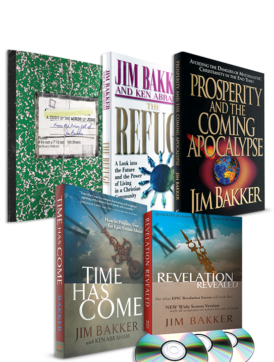 Jim's Study of Revelation Offer