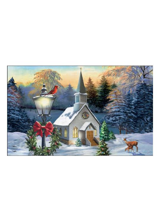 Prayer Mountain Chapel Winter Collection