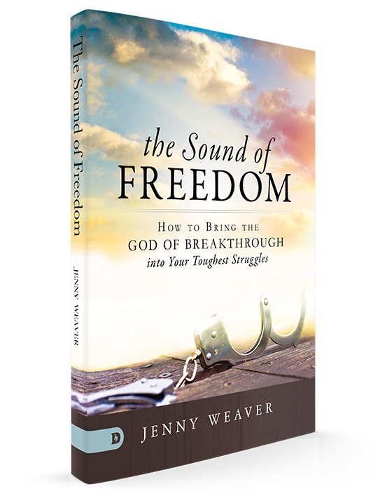 The Sound of Freedom Book by Jenny Weaver
