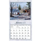 Country Churches Calendar