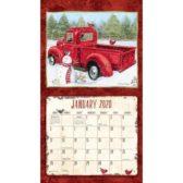 Truckin Along Calendar