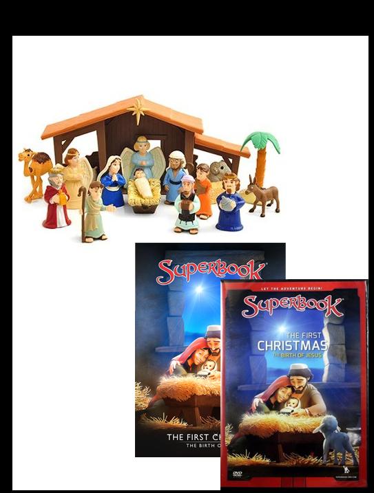 Nativity Kid Bundle