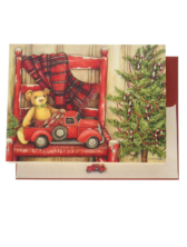 Bear in the Chair Boxed Cards