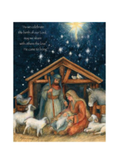 Holy Family Boxed Cards