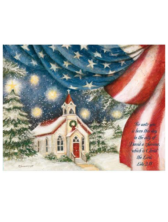 An American Christmas Boxed Cards