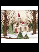 Prayer Mountain Chapel Boxed Cards