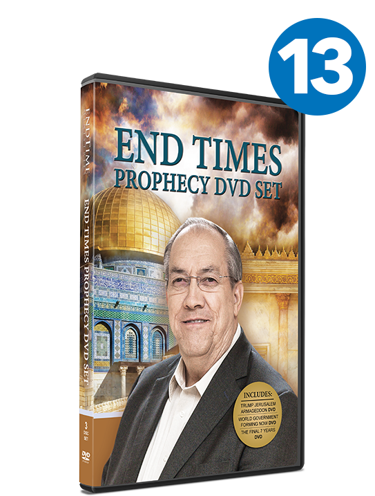 Bakkers Dozen End of Times Prophecy DVD Sets