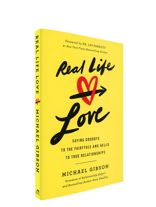 Real Life Love by Michael Gibson