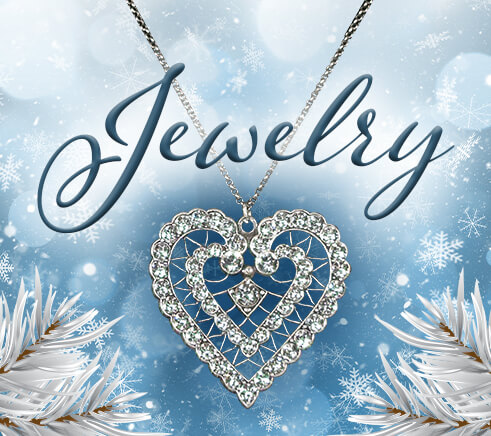 Shop our jewelry selection for the perfect Christmas gift