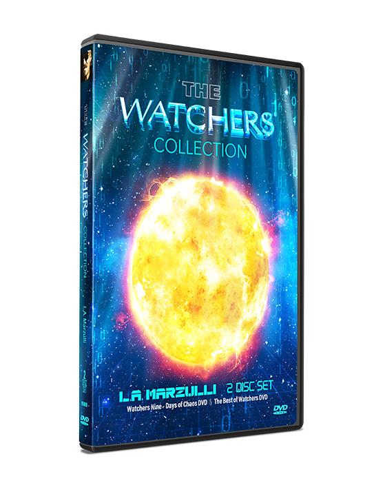 The Watchers DVD Bundle
