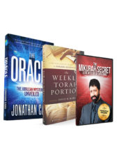 The Oracle & Weekly Torah Portion Books
