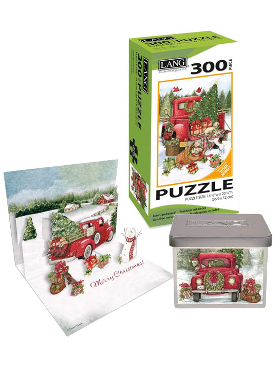 Christmas Red Truck Offer