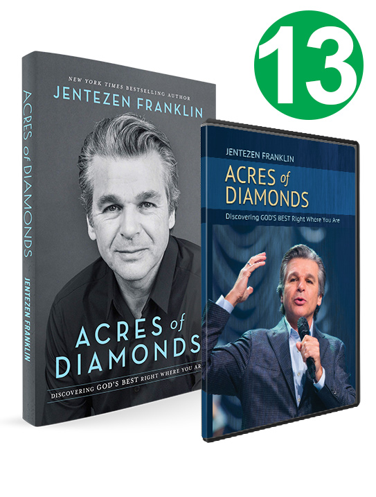Acres of Diamonds Missionary Offer