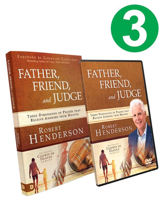 Father, Friend, and Judge Friends and Family Offer