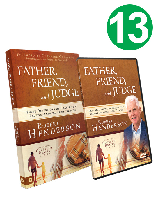 Father, Friend, and Judge Missionary Offer