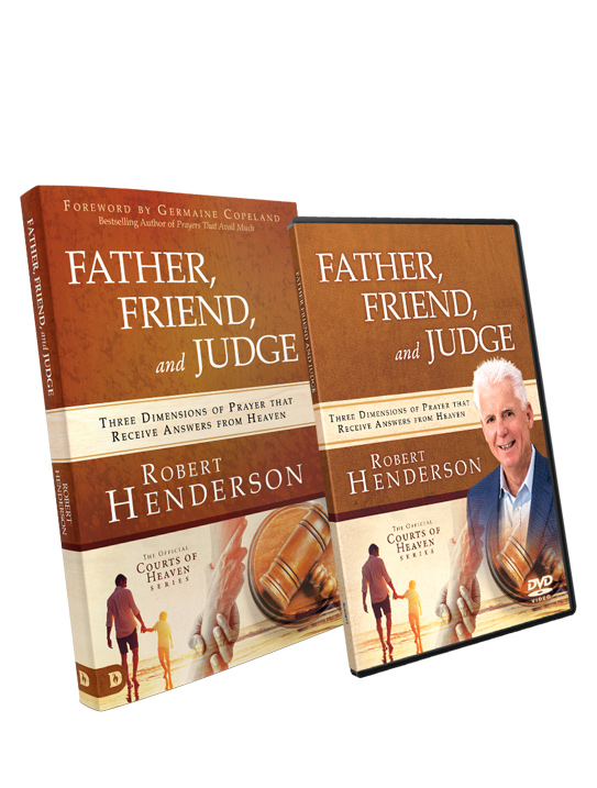 Father, Friend, and Judge Offer
