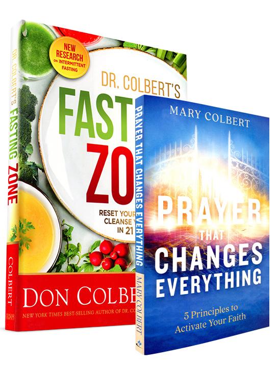 Prayer and Fasting Book Bundle