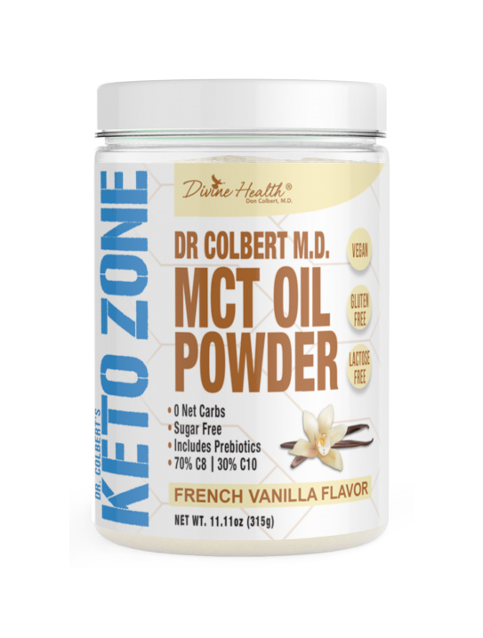 Keto Zone MCT Offer