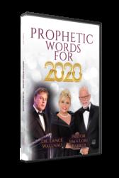 Prophetic Words for 2020 DVD
