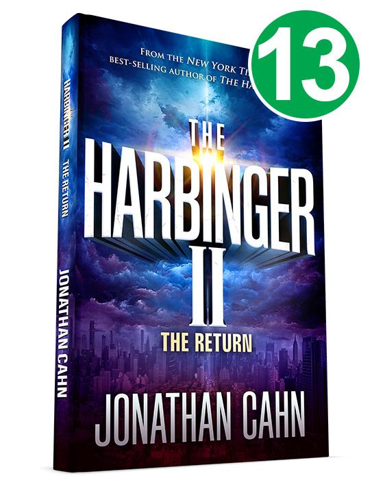13 Harbinger II The Return Books Offer