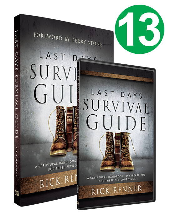 13 Last Days Survival Guide Book Offer