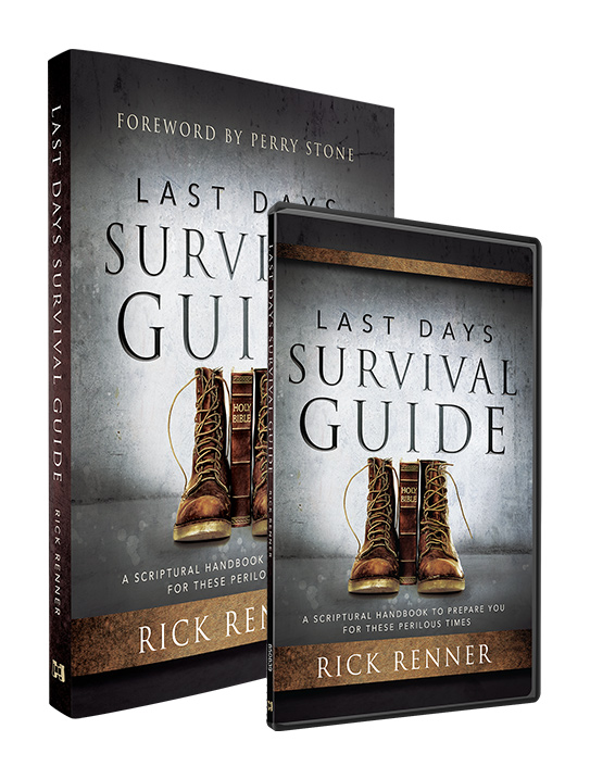 Last Days Survival Guide Book Offer