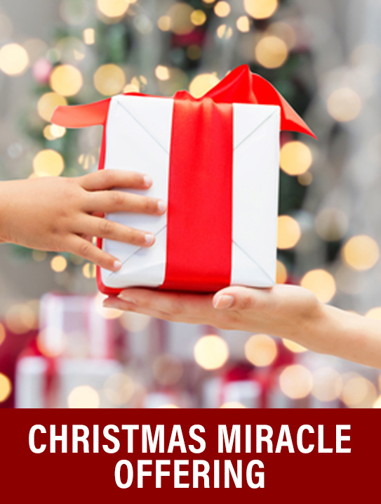 Christmas Miracle Offering