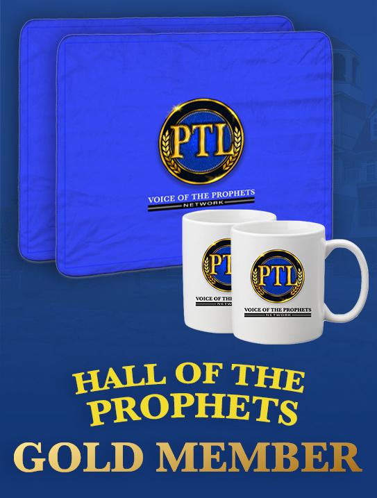 Hall of the Prophets Ground Breaker Gold Member