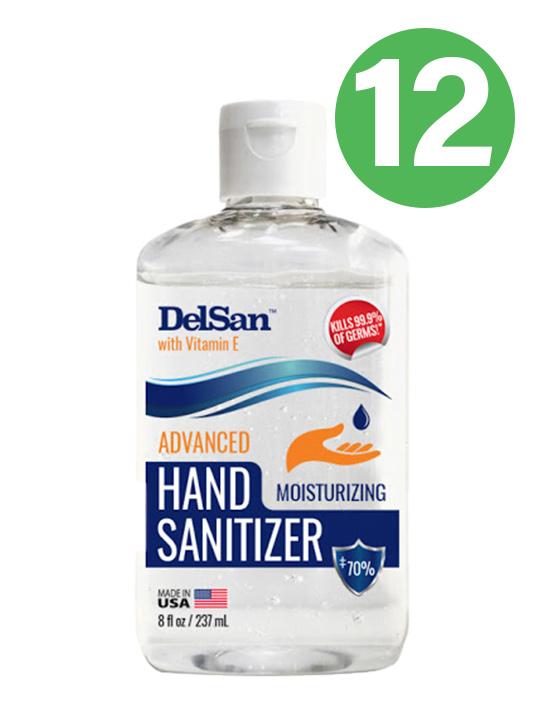 Hand Sanitizer with Vitamin E