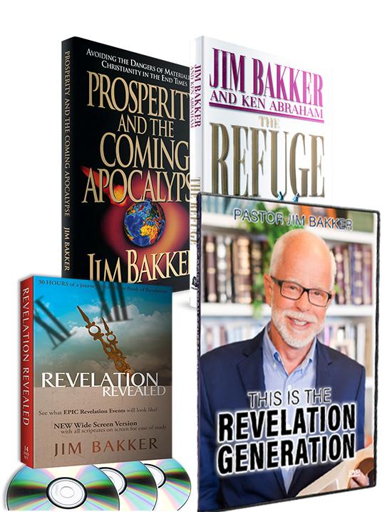 Jim Bakker's Essential Revelation Teaching Bundle