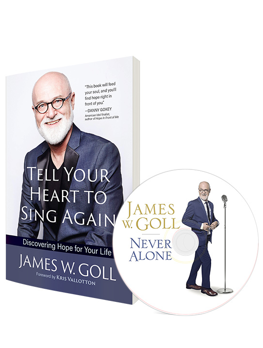 Sing Again Book & Never Alone CD Offer