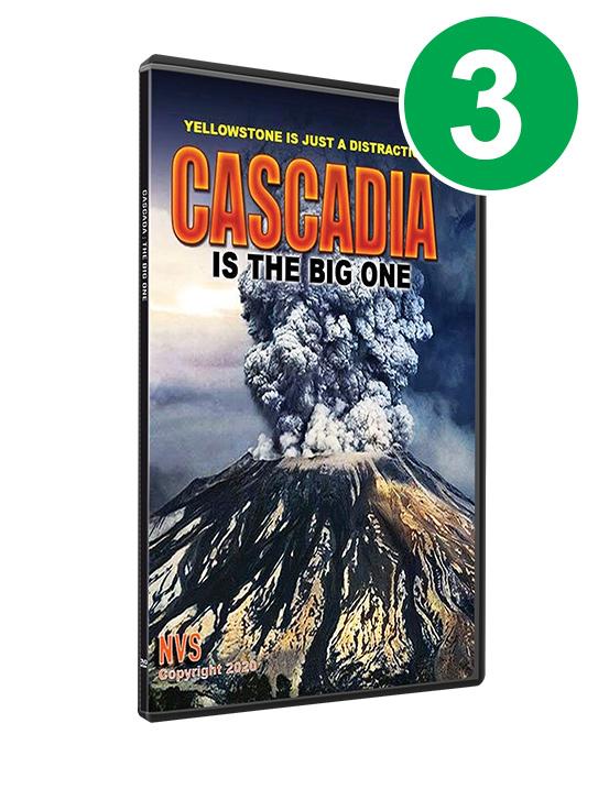 Cascadia 3 DVD Offer