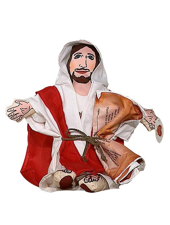 Jesus Doll Offer