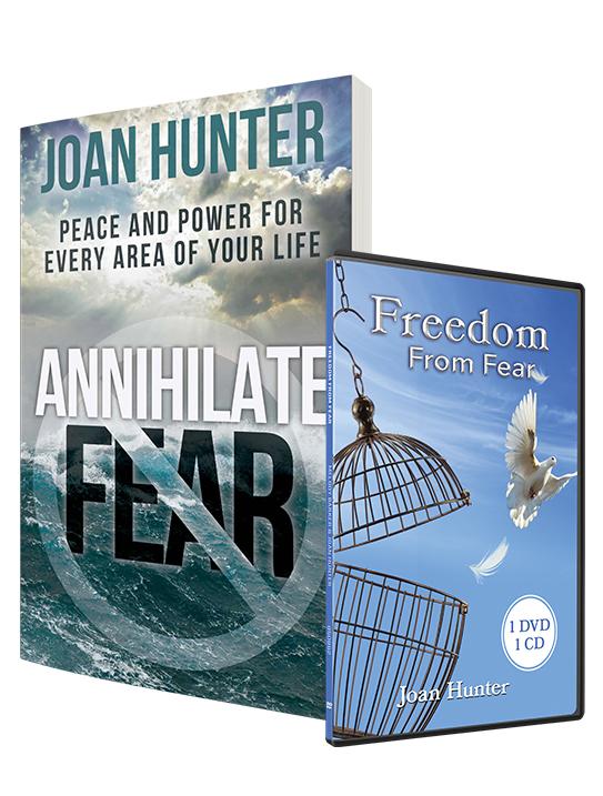 Annihilate Fear Book Offer