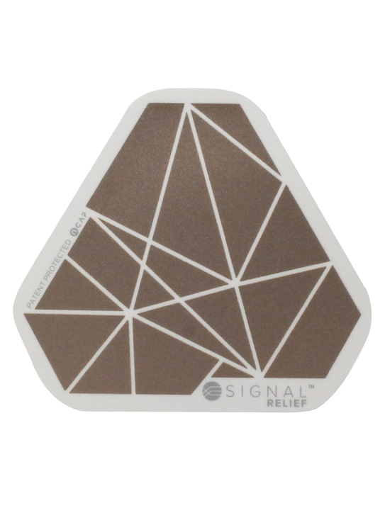 Signal Relief Patch