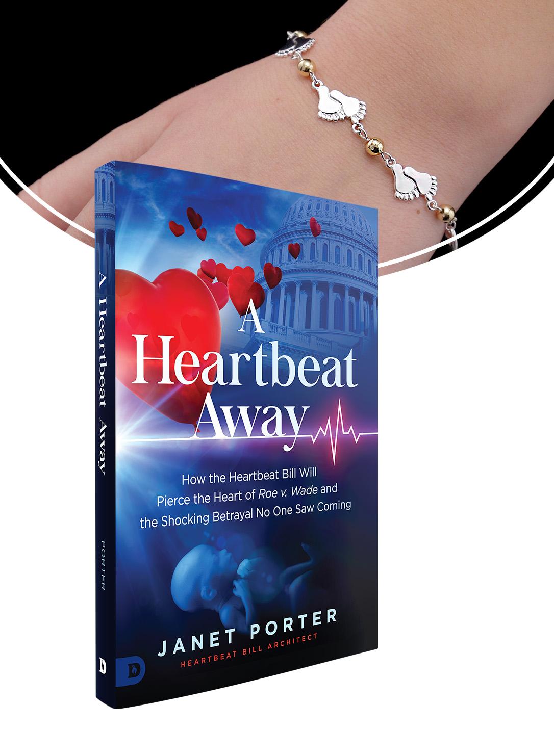 A Heartbeat Away Book Offer