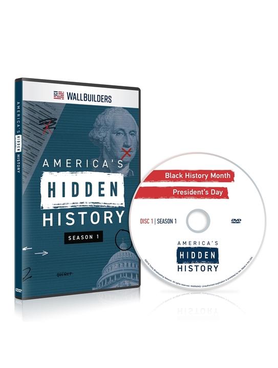 America's Hidden History DVD Offer