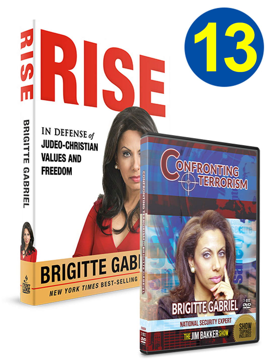 Rise 13 Book Offer