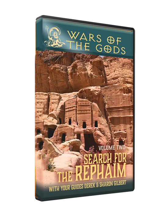 Wars of the Gods Search for the Rephaim DVD Offer