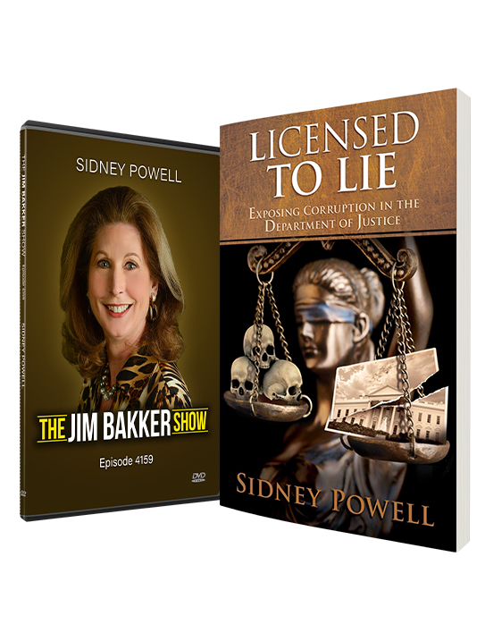 Licensed To Lie Book Offer
