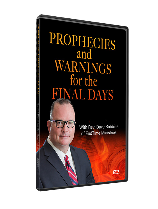 Prophecies & Warnings for the Final Days DVD Offer