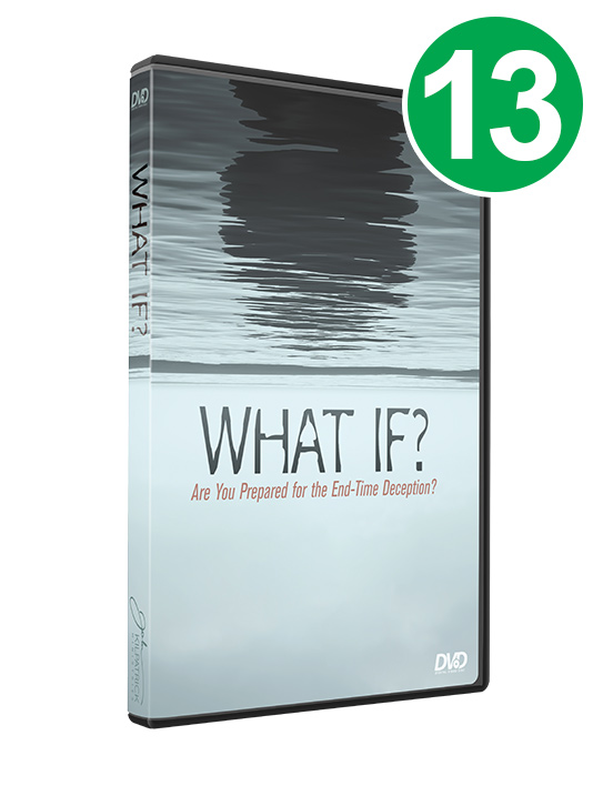 What If? 13 DVD Offer