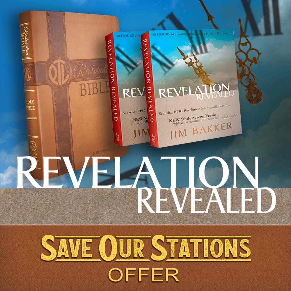 Revelation Revealed SOS Offer