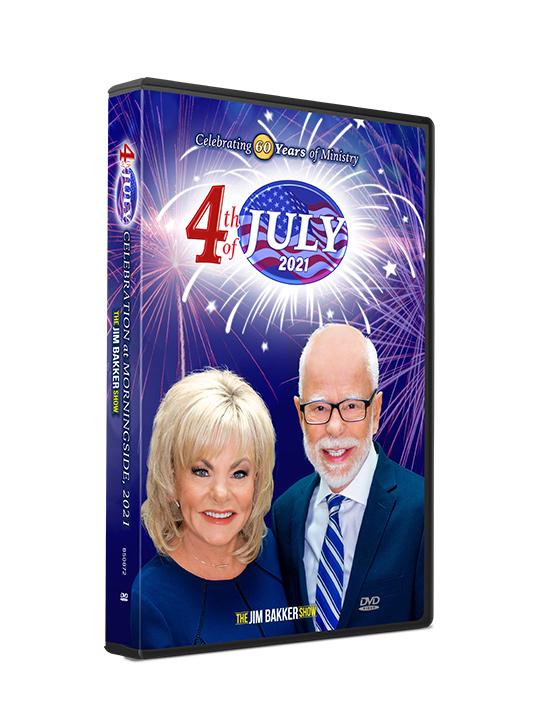 4th of July 60th Anniversary DVD Set